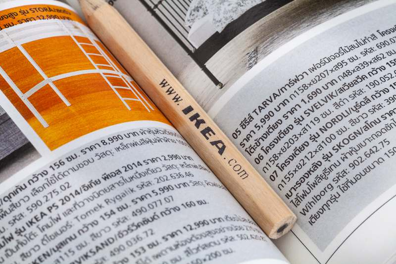 Ikea pencil