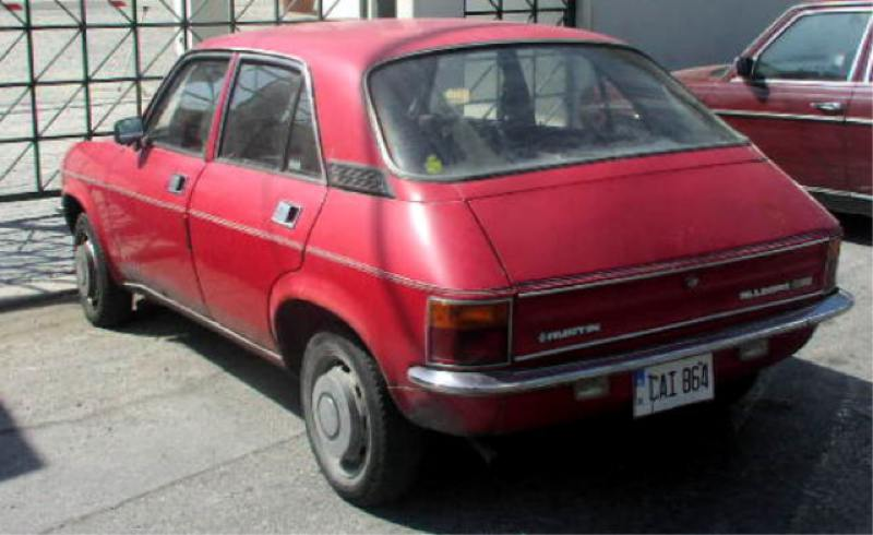 MHV Austin Allegro